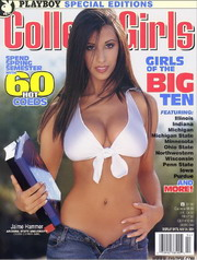 Playboy College Girls 2001 - 2004