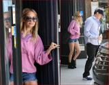 Nicole Richie & Joel Madden search for a new home in LA, CA 13.6.08