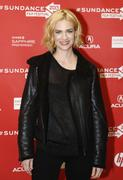 January Jones - Sweetwater Premiere at Sundance 01/24/13