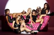 The Saturdays - Samsung Genio Touch Photoshoot