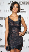 Morena Baccarin - LA Confidential Magazine Pre-Emmy Event in West Hollywood 09/20/12