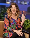 Дрю Бэрримор, фото 2840. Drew Barrymore 'The Tonight Show with Jay Leno' in Burbank - 02.02.2012*>> Video <<, foto 2840,