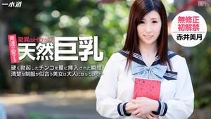 1pondo 091214_880-Mizuki Akai 赤井美月