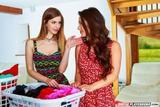 DigitalPlayground.com 2016 10 05 Eva Lovia And Stella Cox Evas Dirty Laundry