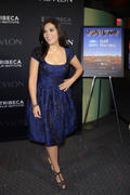 America Ferrera - Half The Sky screening in New York 09/13/12