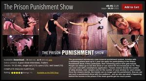 Mood-Pictures: The Prison Punishment Show