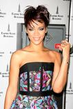 Rihanna lights up the Empire State Building in honor of Cartier's Love Day in New York